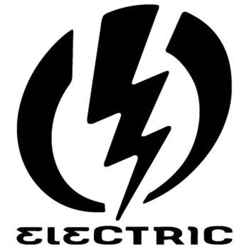 Electric logo Decal