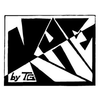 Sticker KHE BMX Logo