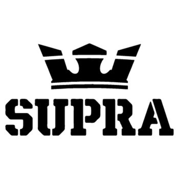 Supra logo Decal