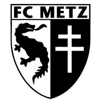 Sticker Fc Metz Logo