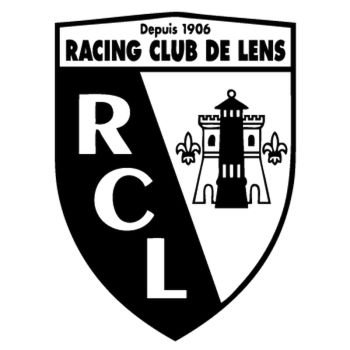 Sticker Rc Lens logo