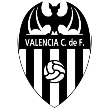 Sticker Valencia logo