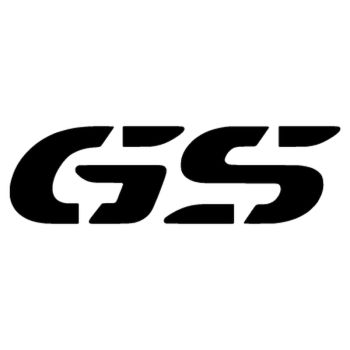 BMW GS logo Decal