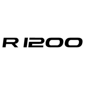 BMW R 1200 motorcycle logo Decal