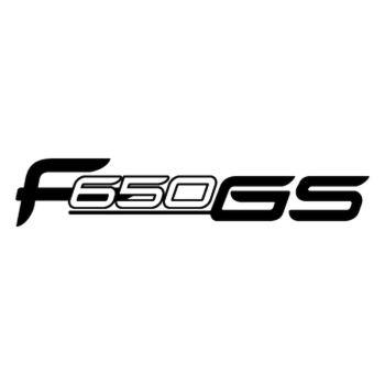Sticker Moto BMW F 650 GS Logo