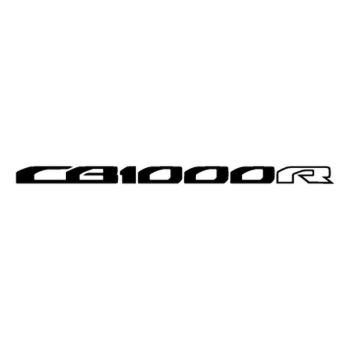 Honda CB1000R logo motorcycle Decal