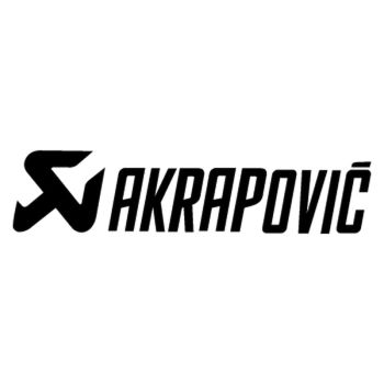 Akrapovic logo Decal