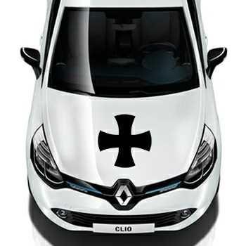 Sticker Renault Croix Celtique