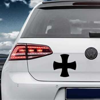 Sticker VW Golf Croix Celtique
