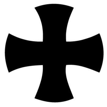 Sticker Croix Celtique