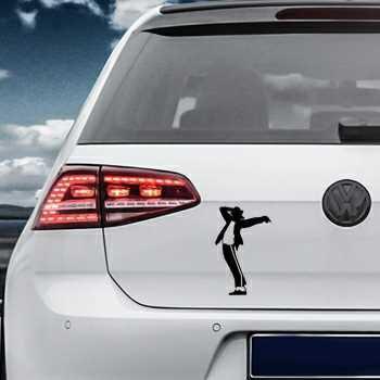 Michael Jackson Volkswagen MK Golf Decal 5