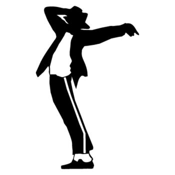 Sticker Michael Jackson 5