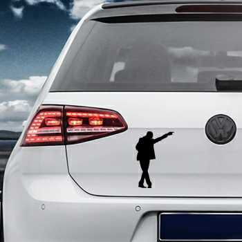 Michael Jackson Volkswagen MK Golf Decal 8