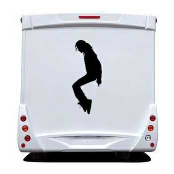 Sticker Camping Car Michael Jackson 9