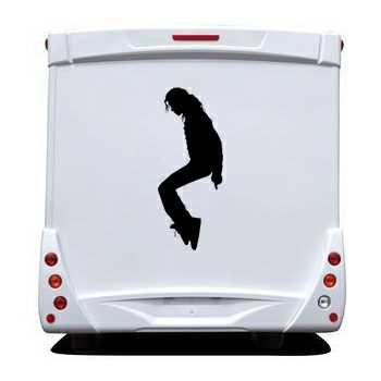 Michael Jackson Camping Car Decal 9