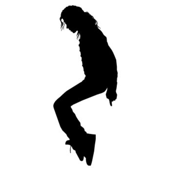 Sticker Michael Jackson 9