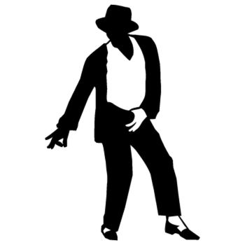 Sticker Michael Jackson 10