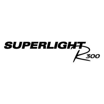 Caterham Superlight R300 logo 2nd model Decal