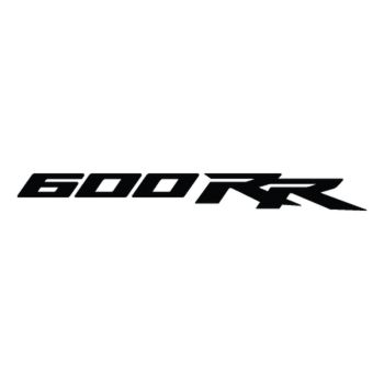 Honda 600RR logo 2013 Decal