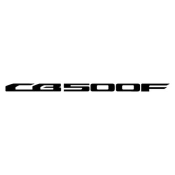 Honda CB500F logo 2013 Decal