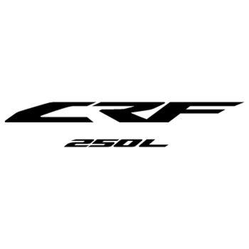 Honda CRF 250L logo 2013 Decal