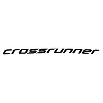 Honda Crossrunner logo 2013 Decal - 2nd model