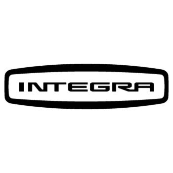 Honda Maxi Scooter Integra logo 2013 Decal