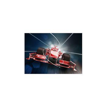 Sticker Déco F1 Voiture en 3D