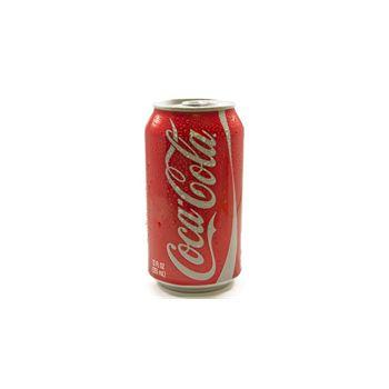 Sticker Deko Canette Coca-Cola