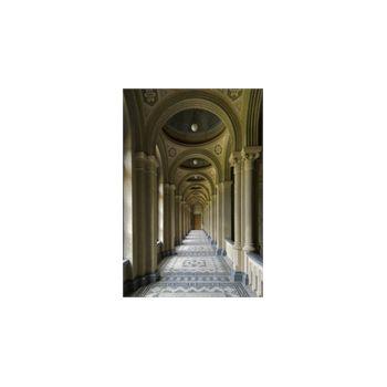 Sticker Déco Couloir avec le Vestibule et Mosaïques