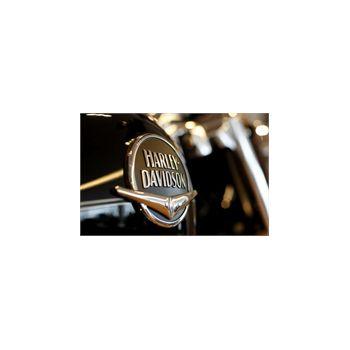 Sticker Déco Harley Davidson Logo Réservoir
