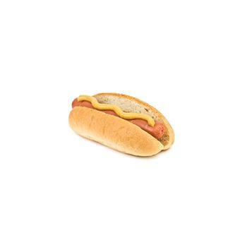 Sticker Déco Hotdog