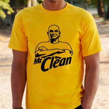Sweat-Shirt Mr. Clean (Mr Propre)