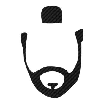 Mr. T - The A-Team Carbon Decal