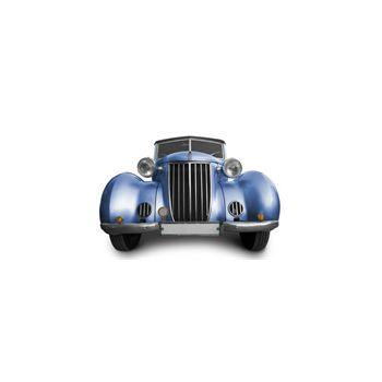 Sticker Déco Oldtimer Bleu