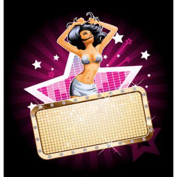 Sticker Déco Party