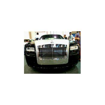 Sticker Déco Rolls Royce Ghost