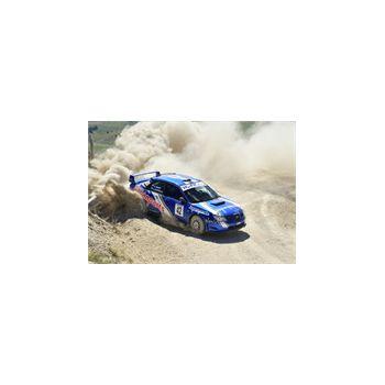 Sticker Déco Subaru Impreza Rally
