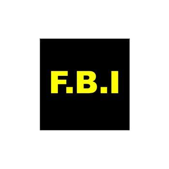 Tee shirt FBI