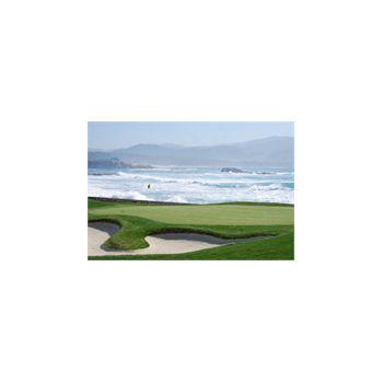 Sticker Déco Terrain de Golf et Plage