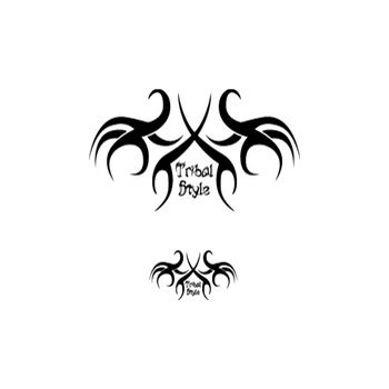 Tee shirt Tribal 2 Tattoo Designs