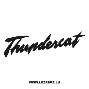 Sticker Carbone Yamaha Thundercat