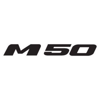 Sticker Suzuki Boulevard M50 Logo 2013