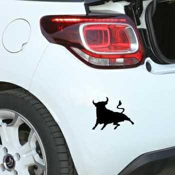 Sticker Citroën El Toro Taureau Espagne