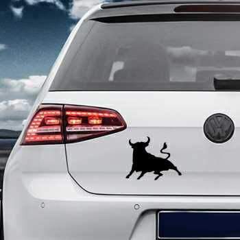 El Toro Bull Spain Volkswagen MK Golf Decal