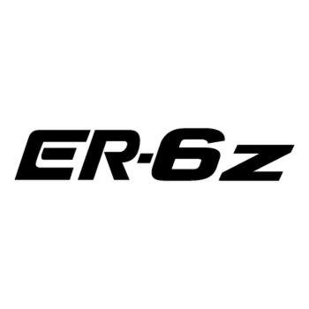 Kawasaki ER-6z logo Decal