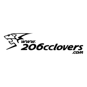 Forum 206 cc Lovers Logo Decal