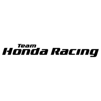 Team Honda Racing logo Decal