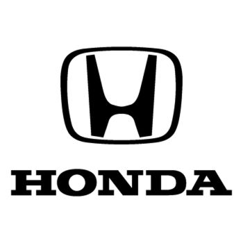 Honda car logo Decal model 2
