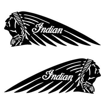 Set of 2 Indian logos 2